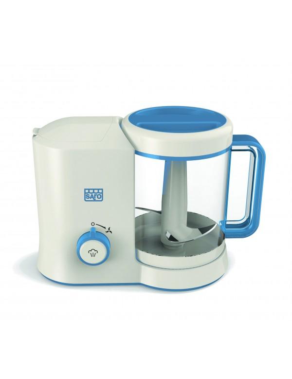 Robot cocina beb babychef saro entrega en 48h for Robot de cocina para amasar