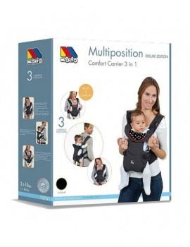 Portabebés multiposition Moltó
