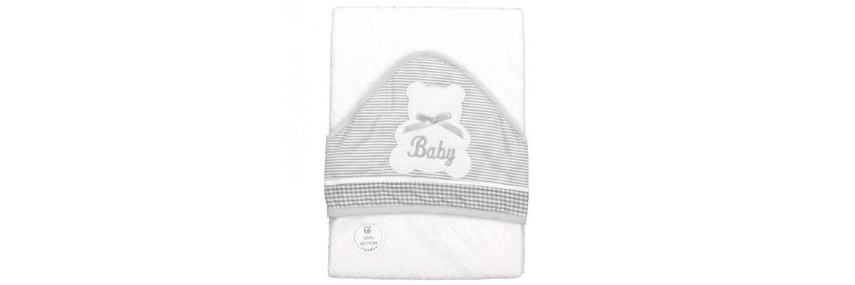 Textiles de baño para bebés